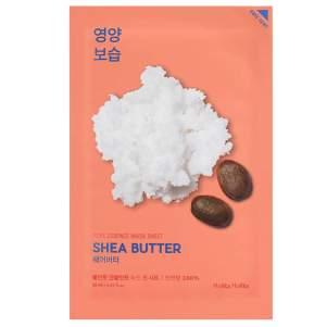 Тканевая маска для лица с маслом ши (Holika Holika Pure Essence Mask Sheet Shea Butter), 20мл