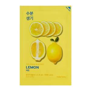 Тканевая маска для лица лимон (Holika Holika Pure Essence Mask Sheet Lemon), 20мл