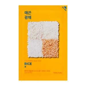 Тканевая маска для лица с экстрактом риса (Holika Holika Pure Essence Mask Sheet Rice), 20мл