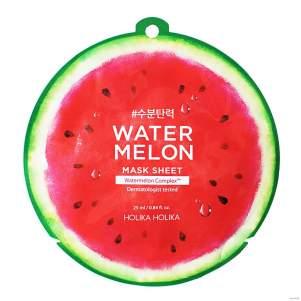 Тканевая маска для лица (Holika Holika Watermelon Mask Sheet), 25мл