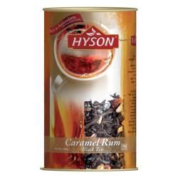 Чай чёрный листовой Карамель Ром Хайсон (Hyson Black tea Caramel Rum), 100г