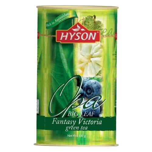 Чай зеленый листовой Фантазия Виктория Хайсон (Hyson Green tea Fantasy Victoria), 100г