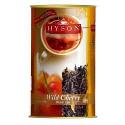 Чай чёрный листовой Дикая Вишня Хайсон (Hyson Black tea Wild Cherry), 100г