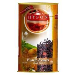 Чай чёрный листовой Экзотические Фрукты Хайсон (Hyson Black tea Exotic Fruits), 100г