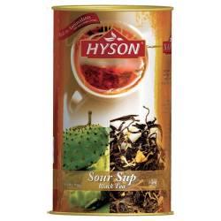 Чай черный листовой с Саусепом Хайсон (Hyson Black tea Sour Sup ), 100г