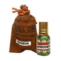 Духи-масло (шариковые) Афродезия Индийский Секрет (The Indian Secret Natural Perfume Oil Afrodeziya), 5мл