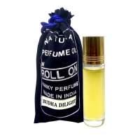 Духи-масло (шариковые) Восторг Будды Индийский Секрет (The Indian Secret Natural Perfume Oil Buddha's Delight), 10мл