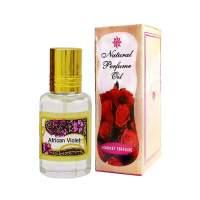 Духи-масло Африканская Фиалка Индийский Секрет (The Indian Secret Natural Perfume Oil African Violet), 5мл