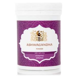 Порошок Ашвагандха Индиберд (Ashwagandha powder Indibird), 100г