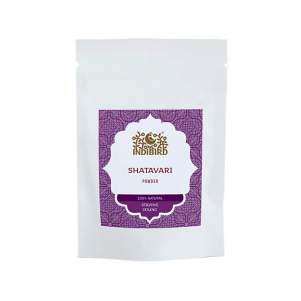 Порошок Шатавари Индиберд (Shatavari Powder Indibird), 100г