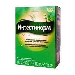 Растворимая клетчатка Интестинорм для здоровья кишечника, 30шт