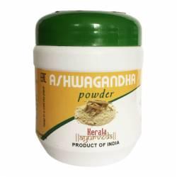 Порошок Ашвагандха Керала Аюрведа (Ashwagandha powder Kerala Ayurveda), 100г