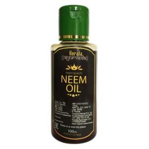 Масло Ним Керала Аюрведа (Neem oil Kerala Ayurveda), 100мл