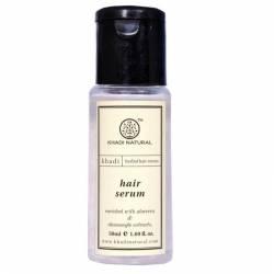 Сыворотка для волос Алоэ вера и Ромашка Кхади (Khadi Aloe vera & Camomile Hair Serum), 50мл
