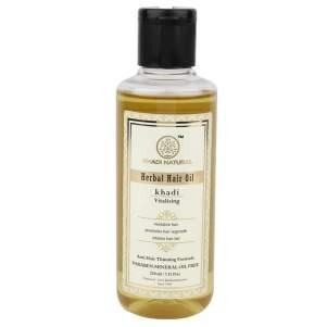 Масло для волос Витаминизирующее Кхади (Khadi Vitalising Hair Oil), 210г
