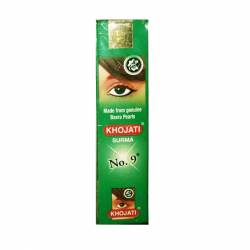 Натуральная сурьма для глаз Кходжати №9 (Natural Khojati Surma №9), 1,25г