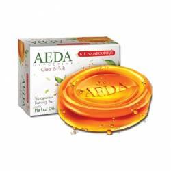 Глицериновое мыло Чистота и мягкость АЕДА (K.P.Namboodiri's Clear&Soft AEDA Glycerine), 75г
