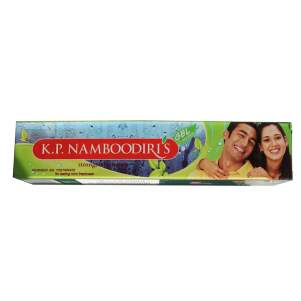 Аюрведическая Зубная паста Гель К.П.Намбудири'с (K.P.Namboodiri's Gel Toothpaste), 80г