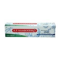 Аюрведическая Зубная паста Натуральная соль К.П.Намбудири'c (K.P.Namboodiri's Natural Salt Toothpaste), 100г