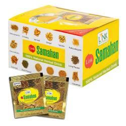 Самахан травяной аюрведический растворимый напиток (Link Natural Samahan), 10x4г