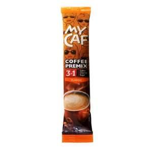 Кофе растворимый классический 3в1 МайКэф Кофе Премикс Вайхан (MyCaf Coffee Premix 3in1 Classic Vayhan),18г