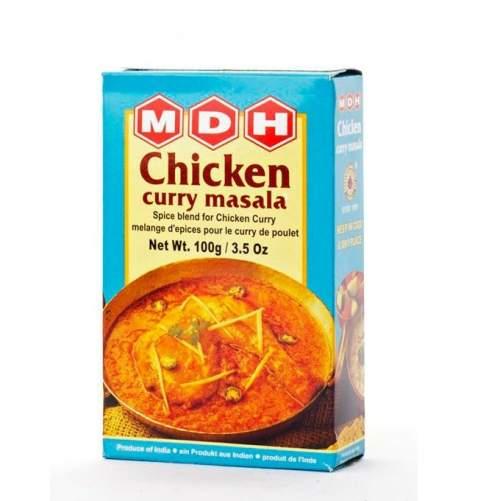 Смесь специй Чикен Карри Масала Махашиан Ди Хатти (MDH Chicken Curry Masala), 100г