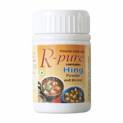 Асафетида (порошок) Махашиан Ди Хатти (MDH Hing Powder Premium Asafoetida), 50г