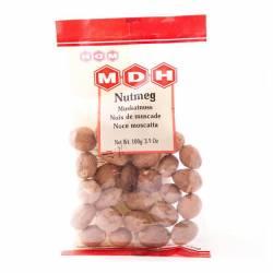 Мускатный орех Махашиан Ди Хатти (MDH Nutmeg), 100г