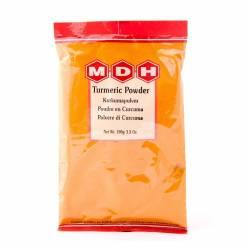 Куркума молотая Махашиан Ди Хатти (MDH Turmeric Powder), 100г