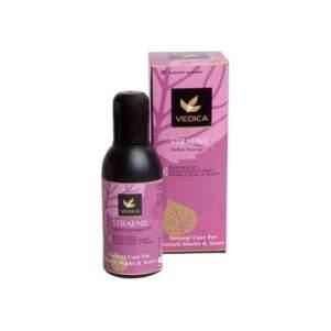 Натуральное травяное массажное масло от растяжек и рубцов на коже Веда Ведика(Veda Vedica), 100мл