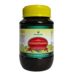 Чаванпраш Нагарджуна (Nagarjuna Chyavanapraasham), 500г