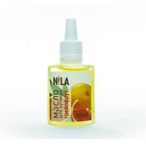 Масло для кутикулы Грейпфрут Нила (Nila Cuticle oil Grapefruit), 30мл