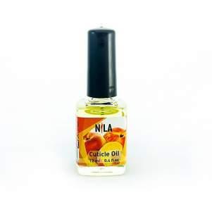 Масло для кутикулы Персик Нила (Nila Cuticle oil Peach), 12мл