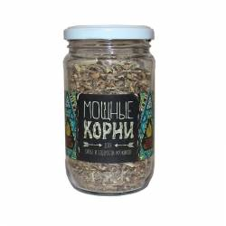 Чай травяной Мощные Корни для силы и бодрости мужиков Огнецвет, 100г