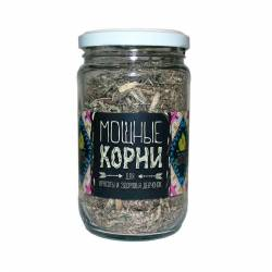 Чай травяной Мощные Корни для красоты и здоровья девчонок Огнецвет, 100г