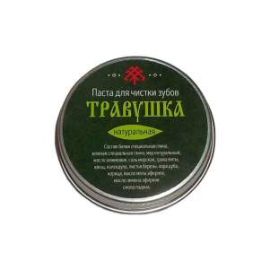 Зубная паста Травушка Огнецвет, 5 г