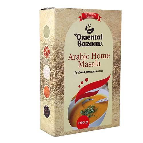 Арабская домашняя смесь Ориентал Базар (Arabic Home Masala Oriental Bazaar), 100г