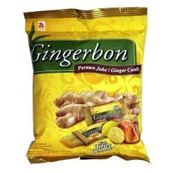 Имбирные конфеты с мёдом и лимоном Джинджербон (Gingerbon Honey Lemon Candy), 125г