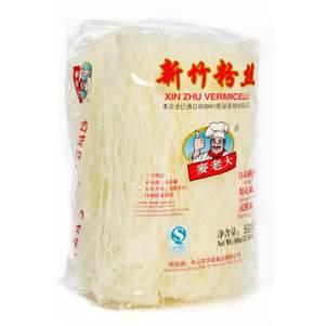 Лапша стеклянная 0,8 мм ROBOT Mai Lao da (Glass noodles 0,8 mm ROBOT Mai Lao da), 500г