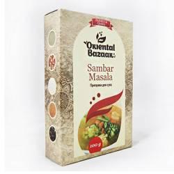 Приправа для супа Самбар Масала Ориентал Базар (Sambar Masala Oriental Bazaar), 100г
