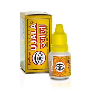 Аюрведический тоник для глаз Уджала Хасарам (Ujala Eye Drops Hasaram), 10мл