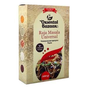 Универсальная приправа Раджа Ориентал Базар (Raja Masala Universal Oriental Bazaar), 100г