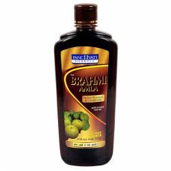 Травяной шампунь-кондиционер с Брахми и Амлой Панчвати (Panchvati Herbal Shampoo & Conditioner Brahmi Amla), 500мл