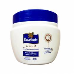 Кокосовая маска для укрепления волос Парашют Голд (Parachute Gold Thick & Strong Coconut Hammam Zait), 500мл