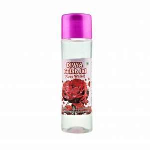 Розовая вода Дивья Патанджали (Rose Water Patanjali Divya), 120мл