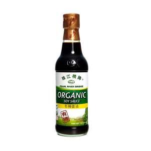 Соевый соус органический Перл Ривер Бридж (Pearl River Bridge Soy Sauce Organic), 300мл