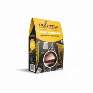 Какао порошок натуральное (Cacao Powder Organic), 200г