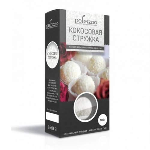 Кокосовая стружка (Coconut flakes), 100 г