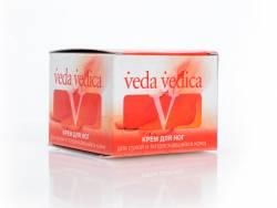 Крем для ног для сухой и потрескавшейся кожи Веда Ведика (Veda Vedica), 50г