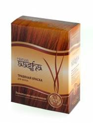 """Травяная краска для волос """"Золотисто-коричневая"""" Ааша (Aasha Herbals), 60г"""